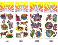 More Rainbow Horse Stickers