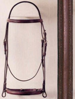 Passport Square Raised Bridle w/Reins