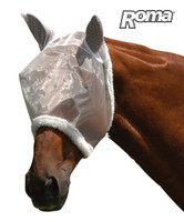 Roma Fly Mask with Ears - Two Sizes