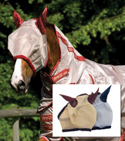 Amigo Fly Mask with Ears, Cob Size Only