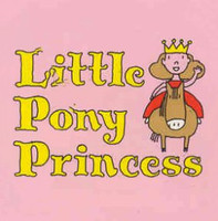 Little Pony Princess, Size 2T Only