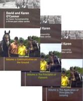 David & Karen Oconnor On Basic Horsemanship (VHS Tape)