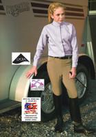 TuffRider Show Circuit Side Zip Breech, Size 6 & 14 Only