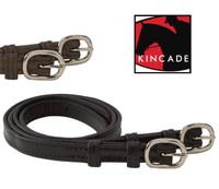 Spur Straps with Double Keepers Childs & Adult