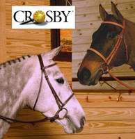 Crosby Fancy Stitched Bridle