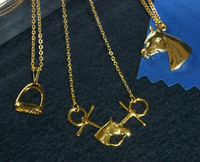 Finishing Touch Gold Necklaces