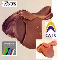 Bates Caprilli Close Contact Saddle
