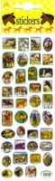 Puffy Mini Stickers