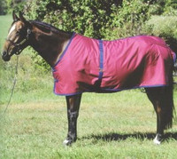 Jack's Turnout  Blanket Custom Colors 36'' - 76''