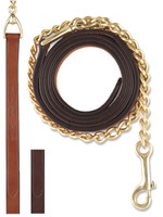 Ovation Fancy Stitched Leather Chain Shank