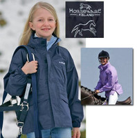 Rambo Teen Boyne Jacket, Lavender Only
