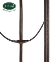 Beval Heritage Fancy Stitched Standing Martingale, Pony & Cob
