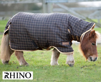 "Rhino Pony Wug Plus, Heavy Turnout Blanket, 57"" Only"