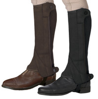 Ovation Elite Amara ribbed Half Chaps
