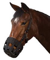 Roma Grazing Muzzle with Halter