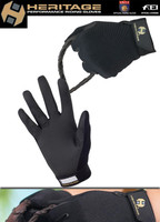Heritage Performance Gloves - Black, Sizes 3 - 7