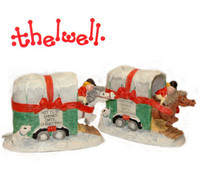 Thelwell's Christmas Surprise