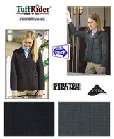 TuffRider PolyWool Show Coat, Sizes 8, 10 & 12 Only