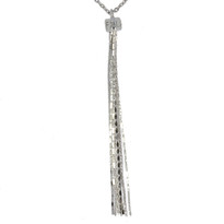 Sterling Silver Horsetail Pendant