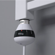 White Thermostatic Heating Element - REG3 For Heated Towel Rail Radiator