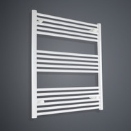 1000 x 900mm Flat White Towel Radiator