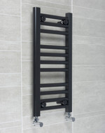 300mm wide 600mm high heated towel rail radiator