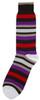 Thick Stripes - White Heel