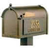 Premium Curbside Mailbox Package