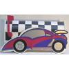 Race Car Mailbox