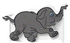 Elephant Mailbox