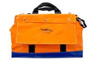 """Estex Tool Bag 24"""" W/Heavy Vinyl Coated Nylon & 1 Large O/S Pocket"""