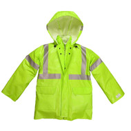 Nasco Arclite High Visibility 1500 - Rain Jacket - Fluorescent Yellow ## 1503JFY ##