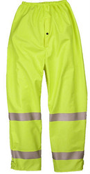 Nasco Arclite High Visibility 1500 - Elastic Waist Pants - Fluorescent Yellow ## 1501PFY ##