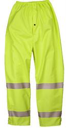 Nasco Arclite High Visibility 1500 - Elastic Waist Pants - Fluorescent Yellow ## 1501PFY ##