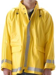 Nasco Arclite High Visibility 1000 - Rain Jacket - Yellow ## 1103JY ##