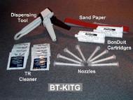 BonDuit Conduit Adhesive Kit w/Dispensing Tool ## BT-KITG ##