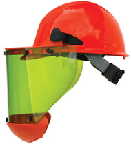 Salisbury 10 cal/cm² AS1000HAT Face shield with Hard Hat ## AS1000HAT ##