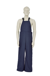 Oberon 40 cal/cm² LAN Series Arc Flash Bib-Overalls
