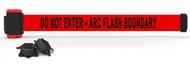 ## MH5011 ## MH7010 DO NOT ENTER- ARC FLASH BOUNDARY MAIN