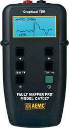 2127.84 Fault Mapper Pro Model CA7027 (Telephone Cable Tester / Graphical TDR)