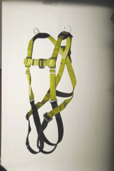 9630 Full body harness retrieval type D-ring center back and on each shoulder