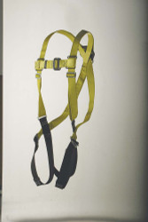 9630N Full body harness with D-ring center back