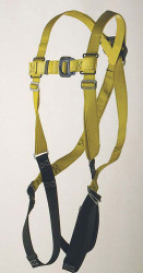 9630FB Full body harness climbing type D-ring center back and front
