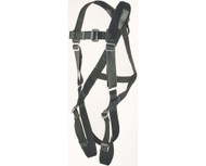 PF-9630PT Pillow-Flex harness iron worker's type Back pad and tool belt. Tongue-buckle connections
