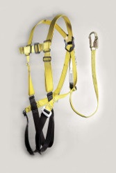 96305-6-NALK 4 Lanyard Attached To Harness with Nylon Carrying Bag