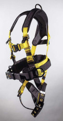 X-9839BQLTPTC D-Ring Center Back Each Hip X-Pad Trauma Pad And Tag Cover