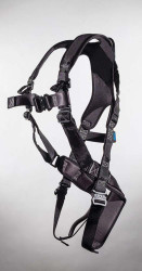 UPFX-9830NQL Ultra Pillow-Flex Harness D-Ring Center Back X-Pad Padded Legs with Quick Release Buckles