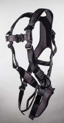 UPFX-9830QLTP Ultra Pillow-Flex Harness 3 D-Ring X-Pad Padded Legs Quick Release Buckles with Trauma Pad