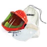SKA20 Personal Protective Equipment with safety glasses