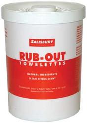 1460 Rub-Out® Towelettes Tub Of 60 Towelettes